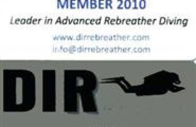 DIRrebreather certification and member cards